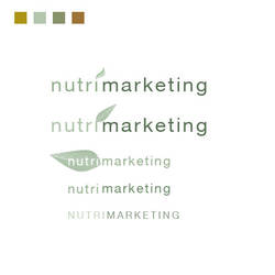 Nutrimarketing Logo ideas by Valmont-Design