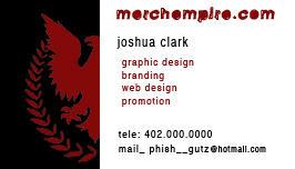 ME.com business card idea 1 by Valmont-Design