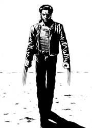 Wolverine 3 by Rafael-Miranda