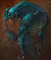 Venom By Mark .25 by DavidCuriel