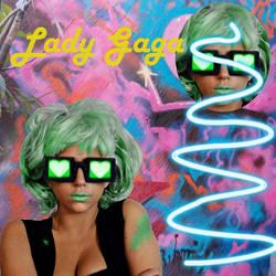 Lady Gaga - My Firt Edition by IraBlue11
