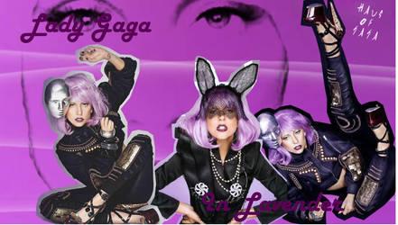 Gaga in Lavander by IraBlue11
