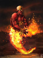 Sultan Ifrit by dekades8