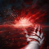 Bloodrage Explosion by dekades8