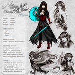 Sigrun - Character Card by Noire-Ighaan