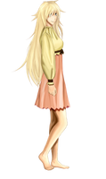 Vienna, sleep (game sprite) by Noire-Ighaan