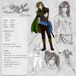 Rivalen - Character Card by Noire-Ighaan
