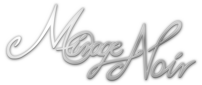 Transparent 'Mirage Noir' logo by Noire-Ighaan