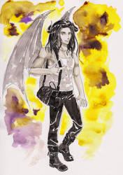 .Commission. Ordren by Noire-Ighaan