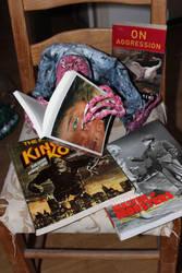Bandar-log Kong 12 by nekrotherium