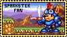 Sparkster Stamp by Stampsandcrap