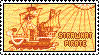 Strawhat Stamp by Stampsandcrap