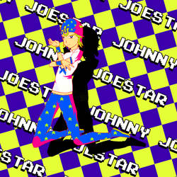 Johnny Joestar - Siedem by JoltJolteon