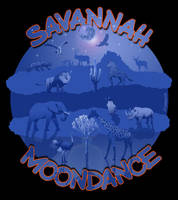 Savannah Moondance by dolphinandcow