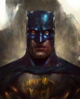 Batman by mahons