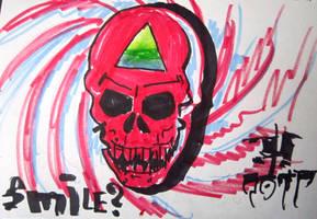 Streetart I saw once by ShadeOvWarlock