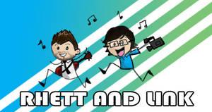 Rhett and Link by DannyPhantomAddict