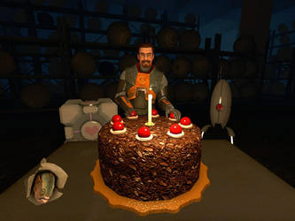 happy birthday. by greg7k