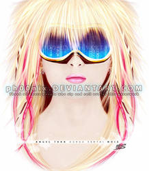 - -White Canvas: Angel Taka- - by ph00nix