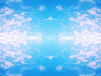 Kiss the Sky by iambinarymind