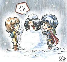 FE: Fun in da Snow by M1NAM1