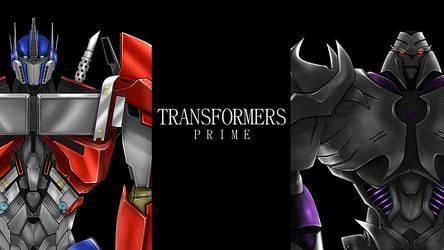 Transformers:prime by ka-ju