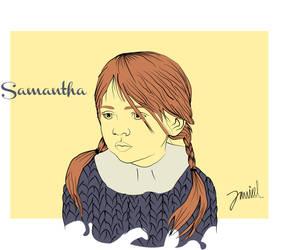 Samantha by joydokeFNaF