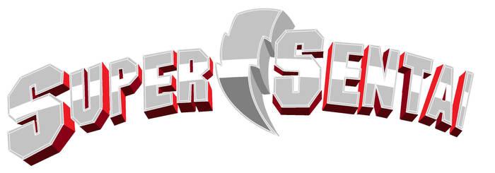 Super Sentai Logo (Power Rangers Style) by SuperSentaiHedgehog