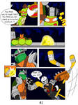 Clash of Two Worlds Chapter 2 page 41 by SuperSentaiHedgehog