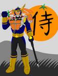 Shinken Gaim! Kazuraba Kouta! by SuperSentaiHedgehog