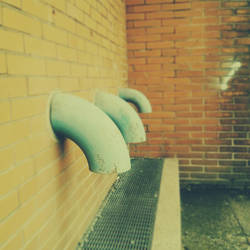 // pipes by Aribor