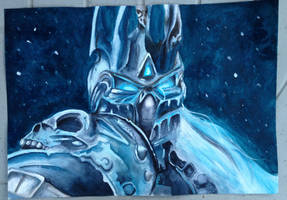 LICH KING by inoxdesign
