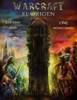 WARCRAFT: EL ORIGEN by inoxdesign