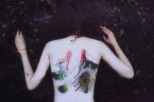 pain . by laura-makabresku