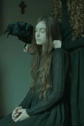 Crows by laura-makabresku