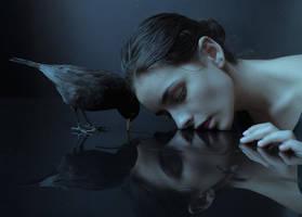 Dark water by laura-makabresku