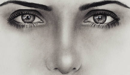 Stop and Stare- Angelina Jolie by MShah123
