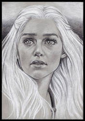 Daenerys Targaryen by MShah123