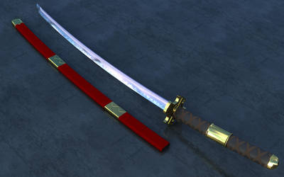 Sandai Kitetsu by Assassin00