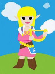Zelda windwaker by ETCoX