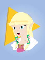 Zelda skyward sword by ETCoX
