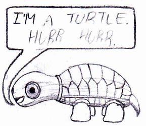 I'm a Turtle by 3De0
