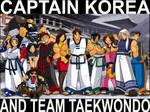 SUPER-TEAM KOREA REPREZENT by ShoNuff44