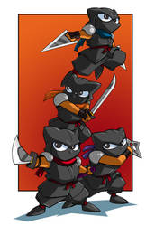 Katsucon Ninja by ShoNuff44