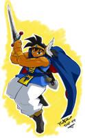 Dragon Warrior ABEL YUUSHA by ShoNuff44