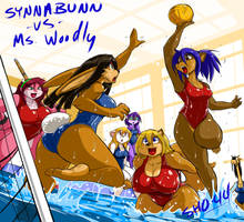 J FERRINGTON comm1 Water pool Action by ShoNuff44