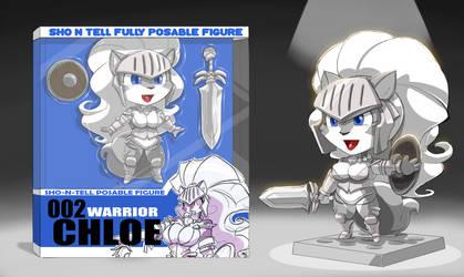Nendoroid CHLOE by ShoNuff44