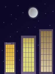 CityScape by Blackfoxross