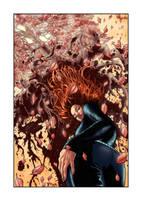 Jean Grey by FrnzHauser