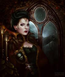 Regina by krayisako